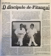 Dr. Brandow Featured In Discipulo de Pitangui