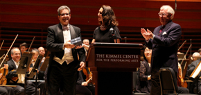 Philadelphia Orchestra Concert Brings Recognition to Musicians