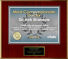 Vitals Most Compassionate Doctor