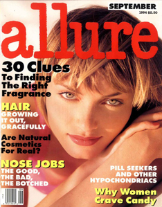 Allure Magazine Featuring Dr. Brandow