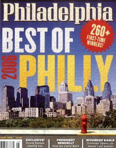Philadelphia Magazine Featuring The Brandow Clinic