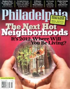 Philadelphia Magazine – March 2000