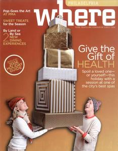 Where Magazine – December 2006