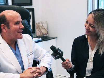 Dr. Brandow was recently interviewed by Alo Voce Magazine!