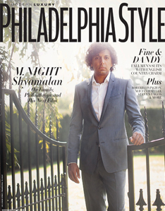 Dr. Kirk Brandow Featured In Philadelphia Style