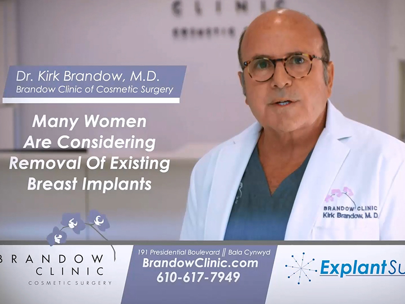 Breast Explant – Removal of Aging Implants